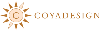 COYADESIGN LOGO WEBSITE